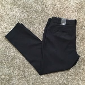 The Limited Black Ankle Dress Pant